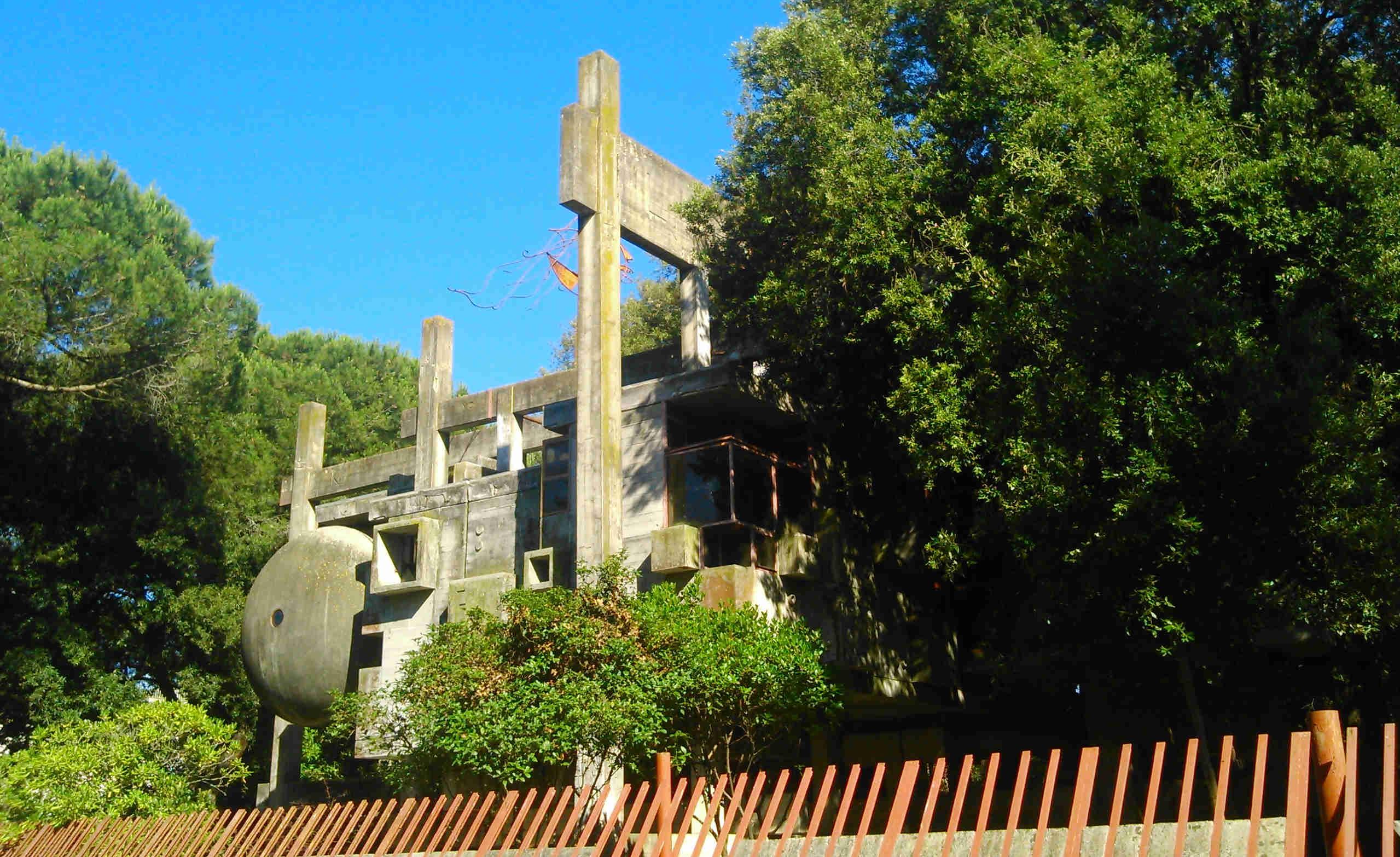 Perugini e la Casa di Fregene – Un esperimento di Architettura