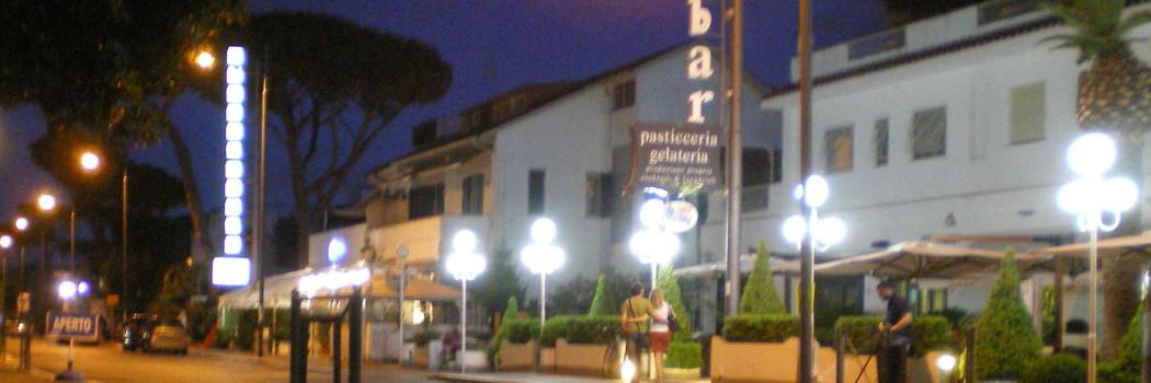 La notte a Fregene – Particolari